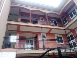 Brand new doublerooms for rent in kireka at 450k