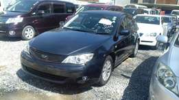 Subaru impreza KCJ not used locally