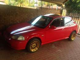 honda civic 2door auto for sale