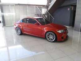 2011 BMW 1 Series1 M Coupe