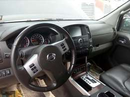 Foreign used Nissan Pathfinder for sale