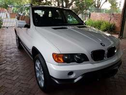 2002 BMW X5 3.0 Diesel Sport For sale