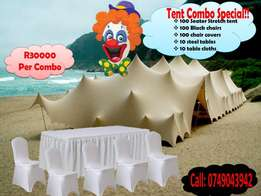 Tent combo Special