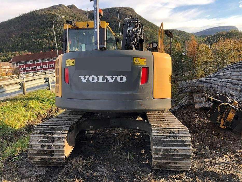 Volvo Ecr145cl - 2011 - image 5