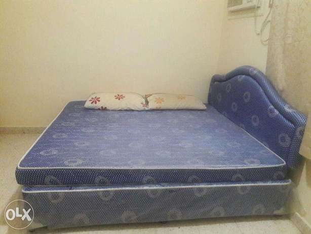 King Size Diwan Bed with medical mattress