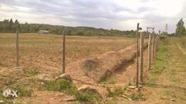 24 Acres of prime land for sale in Nanyuki located 6kms away from Nany