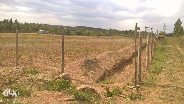 24 Acres of prime land for sale in Nanyuki located 6kms away from Nany Nanyuki - image 1