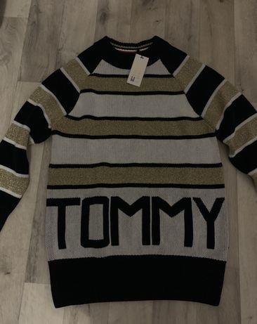 b92f78924a264 Tommy Hilfiger sweter nowa kolekcja pinko calvin klein S Poznań - image 3