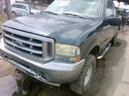 Used Ford F-250 Gray 2003