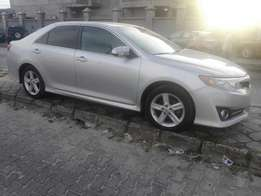 Sparkling Clean 013 Toyota Camry 4 sale in lekki for 6.2m Negotiable
