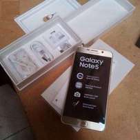 Samsung Galaxy note 5(New) +Free glass protector +Free phone cover