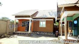 Modern luxury house with 2 bedrooms in kiwanga at 400k