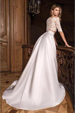 2ea38100aad Стильное свадебное платье с карманами LITE BY DOMINISS Харьков -  изображение 2