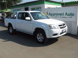 2010 Mazda BT-50 2.5TDi Freestyle 4x2