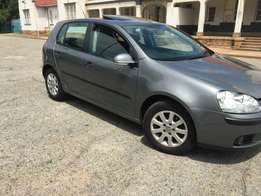 VW Golf V 2.0 For Sale