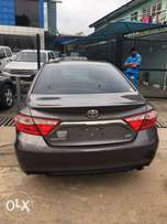 Super clean Toyota Camry 2015 model accident free Lagos cleared