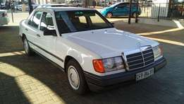 WOW , must see!!! 230E Mercedes Benz.