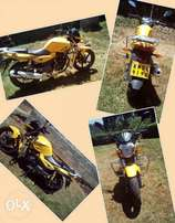Speedy sports bike dayun 200cc defender