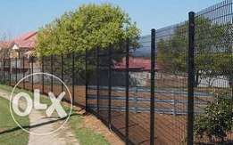 Security Mesh Panel Fencing System