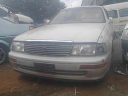 Toyota Crown Super Saloon Stripping For Spares