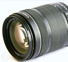 Canon Lens EF-S 18-135mm f/3.5-5.6