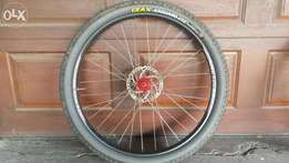 Mountain bike rims