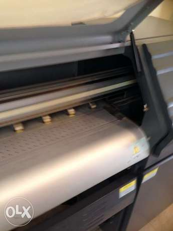 Large Format Plotter 3.2 Meters 6 Heads شويخ الصناعية -  6