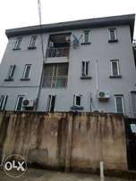 All ensuit 3bedroom flat for sale inside an estate at Anthony lagos
