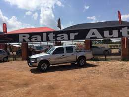 Mazda drifter double cab 2500diesel