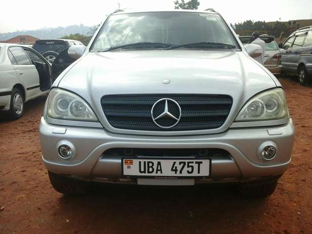 Benz Mercedes ML 350 Kampala - image 1