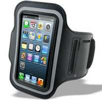 Phone armband for joggers