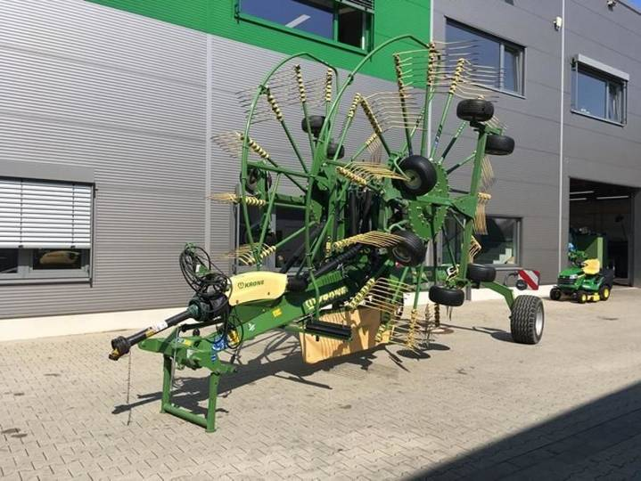 Krone swadro tc 930  plus - 2016