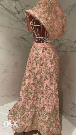 indian dress (skirt and embellished fabric)