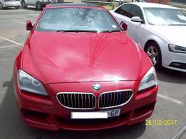 BMW 640d 2012 | 49500 Km | Automatic