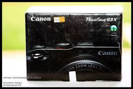 Canon PowerShot G3 X - BRAND NEW, SEALED