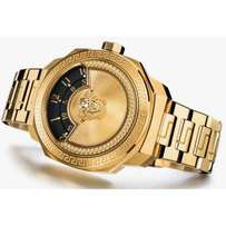 Versace Chain Strap men wrist watch