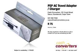 PSP AC Travel Adapter / Charger