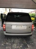 Newly Registered Range Rover Autobiography 2015 Model at N43m