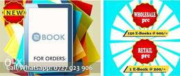 Ebooks at an affordable price!!!