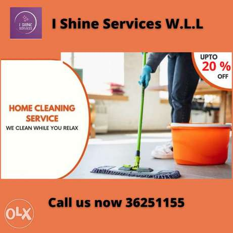 I Shine cleaning service