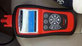 Vehicle Diagnostics and clearing of error codes