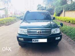 Toyota Landcruiser VX, KBN, Yr 1998, Auto, Leather Seats, 1 HD Engine