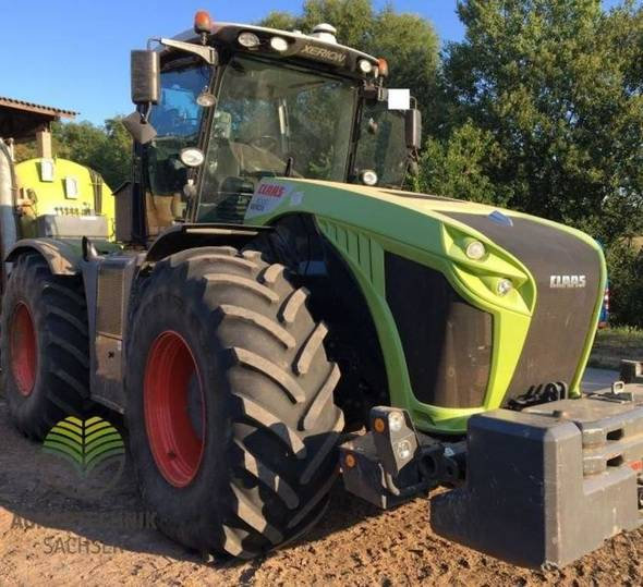 Claas xerion 4000 trac vc - 2015