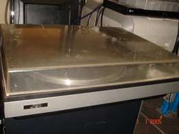 JVC Turn table model JL-A20, Auto return turn table,