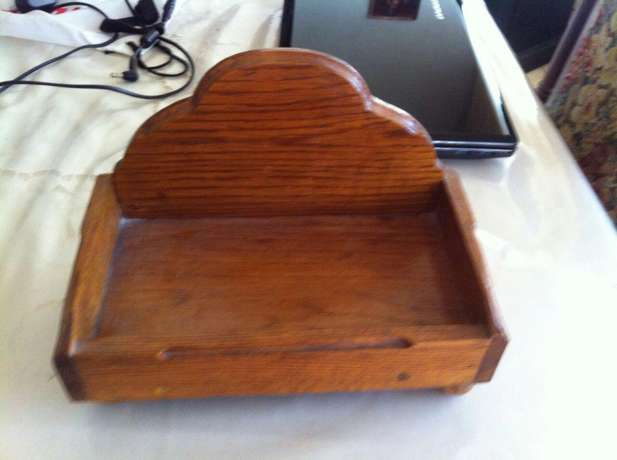 Wooden Lamp Stand Sydenham - image 1