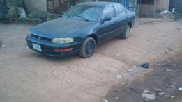 A clean registered toyota camry