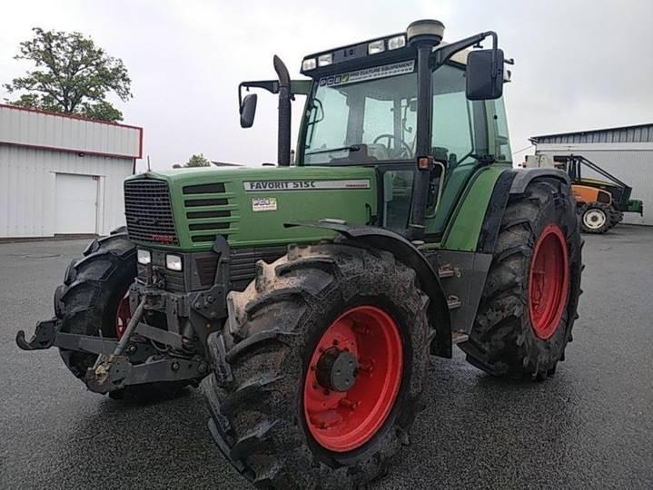 Fendt 515 c - 2000