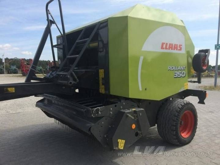 Claas rollant 350rc - 2010