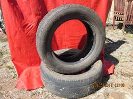 Used tyres for sale 225/60R17