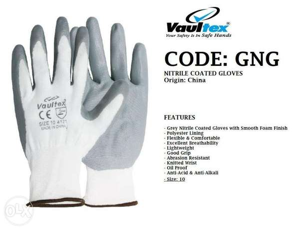 nIRtriLE COaTed GlovEs
